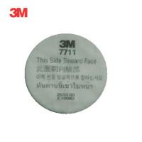3M 7711 (N95) Pre-Filter For Mask 3100 / 3200 Series - 10 pcs / bag