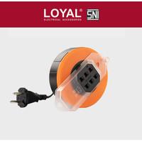 Kabel Roll Box Travel Kabel 3 Meter Loyal LY-150