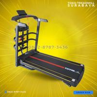 Treadmill murah 3fungsi Tipe TL615 merk total fitness