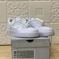 Nike Air Force 1 One Low Triple White BNIB PERFECT PAIRS