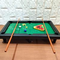 Mainan Anak Snooker Mini Table - Main Billiard Mini Anak