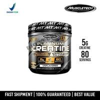 BPOM Muscletech platinum creatine 400gr 400 gr 80 servings