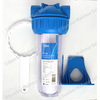 """Penguin Bleu Water Filter GAC / Penyaring Air 10"""" FB-10-GAC"""