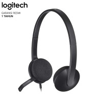 Logitech H340 USB Headset Computer