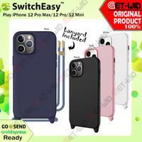 Case iPhone 12 Pro Max / 12 Mini / 12 Pro SwitchEasy Play Lanyard