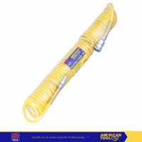 Selang Angin Spiral / Recoil Hose PU 12Meter American Tool 8958802Y