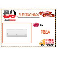 LG AC INVERTER 1/2 0.5 PK T06EV4 T 06EV4 DUAL ECO INVERTER