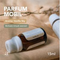 Parfum / Pengharum Mobil Aromatherapy Refill Arum - Vanilla Sky