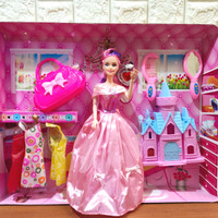 Mainan Boneka Anak Perempuan Fashion Baby