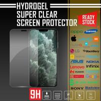 HYDROGEL ANTI GORES IPHONE 12 MINI PREMIUM SUPER CLEAR QUALITY