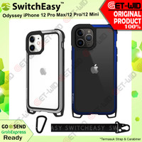 Case iPhone 12 Pro Max / 12 Mini / 12 Pro SwitchEasy Oddysey Sport