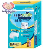 WECARE Popok Celana Dewasa XL 14   WE CARE Adult Pants Diapers XL14