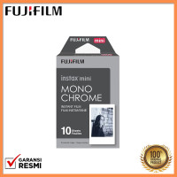 Fujifilm Instax Mini Monochrome Paper Instant Film (10 Exposures)