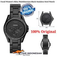 Jam Tangan Wanita Merk Fossil 100% Original Type ES4519 Baterai
