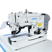 JACK JK-781E Mesin Jahit Lubang Kancing Servo Highspeed Industri