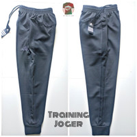 celana training joger hitam pria