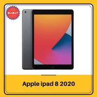 "Apple iPad 8 2020 WI-FI 128GB 10.2"" Wifi 128 32 - 32 gb, Hitam"