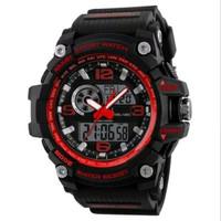 SKEMEI 1283 jam tangan dual analog digital pria spord