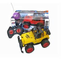 RC Mobil Remote OFF Road Jeep Wrangler No.789-908A