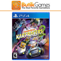 Nickelodeon Kart Racers 2 Grand Prix PS4 Game