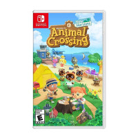 Animal Crossing New Horizons - Nintendo Switch (Secondary Account)
