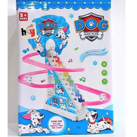 Mainan Track Dog Music 668-9A
