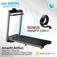 Amazfit AirRun Elektrik Treadmill Walking Running - Alat Fitness Lari