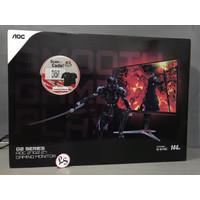 AOC 27G2 27 IPS 1ms 144hz FHD 1080P Displayport/HDMI Gaming Monitor