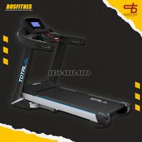 Treadmill elektrik TL 29 AC Merk Total Fitness