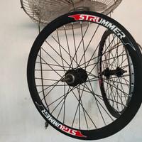 velg sepeda 20 36h set velg sepeda minion