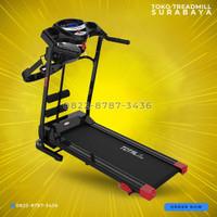Treadmill elektrik 3 fungsi tipe tl629 merk total fitness