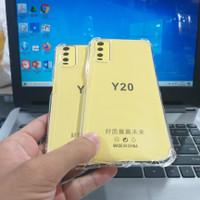 Case Anti Crack Y20 Vivo Softcase
