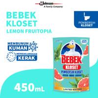 Bebek Kloset Lemon Fruitopia Pouch 450mL
