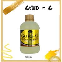 TERMURAH JELLY GAMAT GOLD G 320ML ORIGINAL OBAT ASAM LAMBUNG DLL
