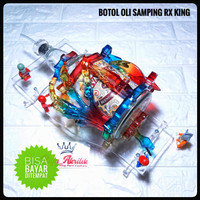 Botol Oli Samping RX King