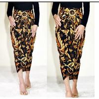 rok lilit bawahan kebaya batik wanita instan terbaru murah