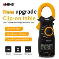 ANENG DT3266F Clampmeter/Tang Ampere Digital-AC/DC-Multimeter