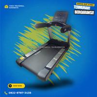 Treadmill elektrik komersial use motor 7hp merk total gym tipe TL-26AC