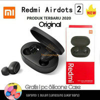 Xiaomi Redmi Mi Airdots 2 Original Earbuds Headset Bluetooth Earphone