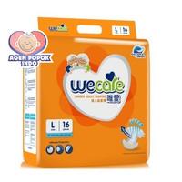 WECARE Special Popok Dewasa PEREKAT L 16   WE CARE Adult Diapers L16