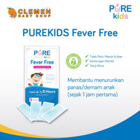 Pure Kids Fever Free (4 Sheets)