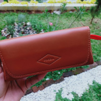 Tempat Kacamata Fossil Leather Original