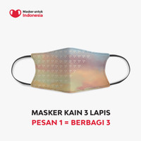 Kakena x Masker untuk Indonesia