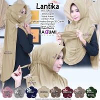 Hijab Instan Daily - Lantika Big Serut by Raqumi