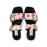KALA STUDIO X MADER Double Buckle Square Toe - Tropical Bliss