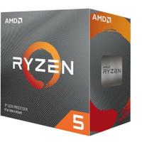 AMD Processor Rzyen 5 - 3500 # of CPU Cores 6 # of Threads 6 Base Clo