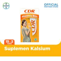 CDR Suplemen Kalsium Rasa Jeruk 30 Tablet - Special Influencer