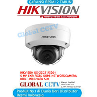 IP CAMERA HIKVISION 4MP DS2CD2143GO-I Built-in Mic with MicroSD Slot