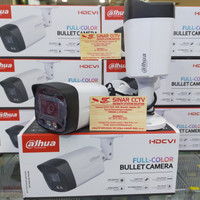 camera cctv outdoor dahua full color vu 2mp FULLHD GARANSI RESMI