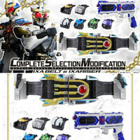 COMPLETE SELECTION MODIFICATION IXA BELT & IXARISER CSA